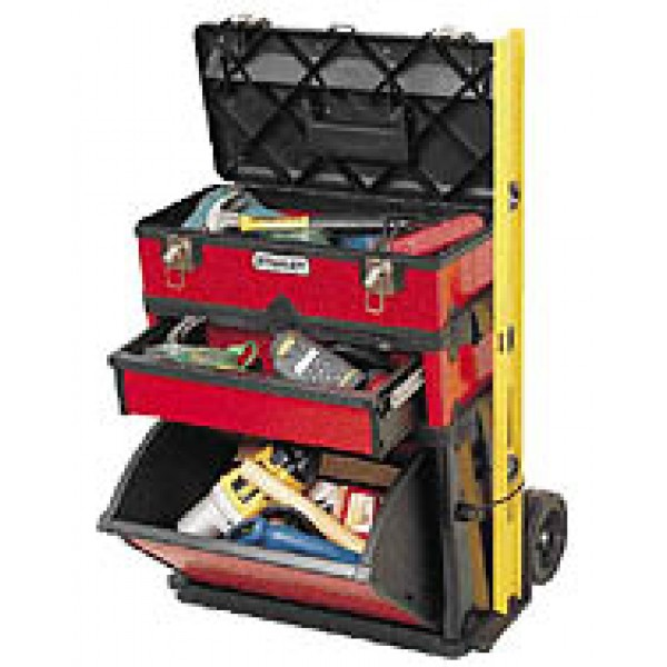 Ящик с колесами для инструментов своими руками 5
